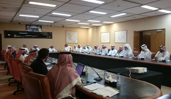 KSA - General Authority for statistics finishes the trail test of MobiSoft CPI